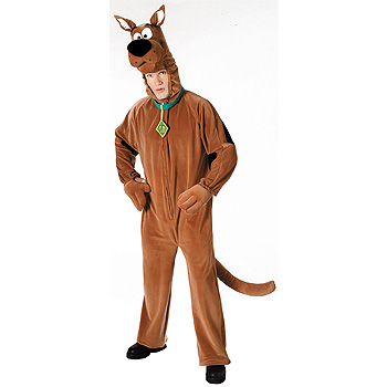 Scooby Doo Adult Men's costume idea
