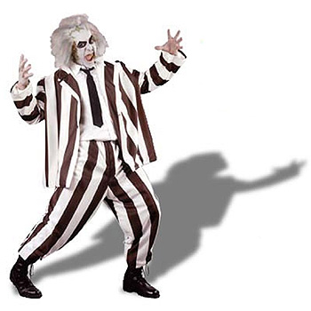 Beetlejuice Plus Size costume idea