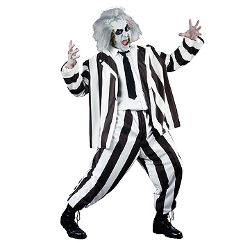 Adult Beetlejuice costume idea