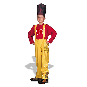Slim Jim Kids costume idea