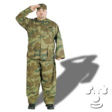 Army Soldier Plus Size costume idea