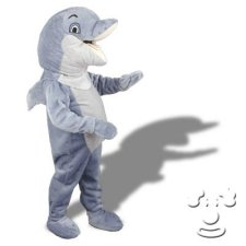 Dippy the Dolphin costume idea