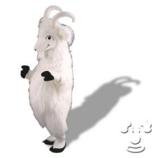 Billy Goat costume idea