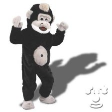 Chimp costume idea