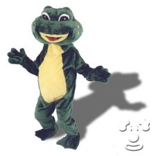 Leaps the Frog costume idea