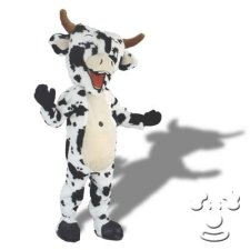Cow costume idea