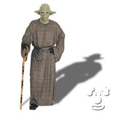 Yoda Adult Men's costume idea
