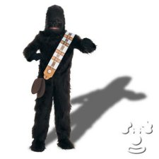 Chewbacca from Star Wars Kids costume idea