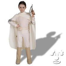 Padme Amidala from Star Wars Kids costume idea