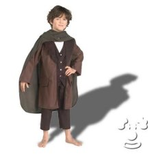 Frodo Baggins from Lord of the Rings Kids costume idea
