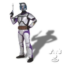 Jango Fett Kids costume idea