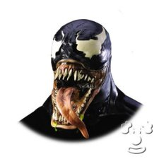 Venom from Spiderman Famous costume idea