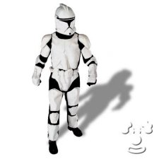 Clone Trooper Adult Men's costume idea
