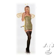 Sexy Bumble Bee costume idea