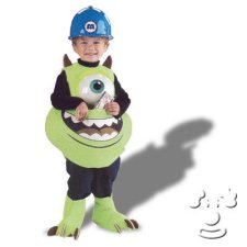 Mike Candy Catcher Kids Disney costume idea