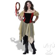 Gypsy Plus Size costume idea