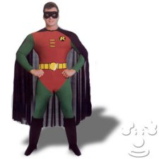 Robin Boy Wonder Adult Men's costume idea