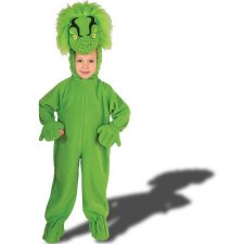 Grinch Who Stole Christmas Kids costume idea