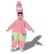 Patrick From Spongebob Squarepants Kids costume idea