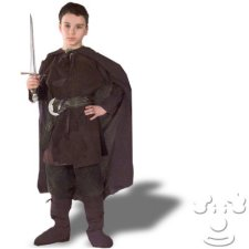 Aragorn from Lord of the Rings Kids costume idea