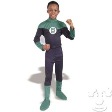 The Green Lantern Kids costume idea