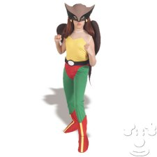 Hawkgirl Kids costume idea
