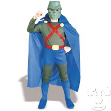 Martian Manhunter Kids costume idea