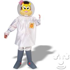 Sandy Cheeks from Spongebob Squarepants Kids costume idea