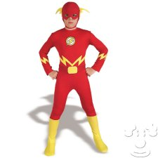 Flash Kids costume idea