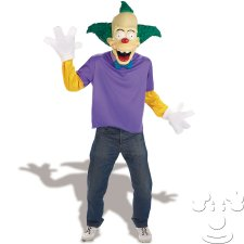 Krusty the Clown costume idea