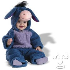 Infant Baby Eeyore costume idea