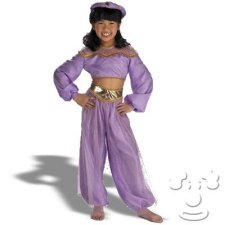 Jasmine from Aladdin Children's Disney costume idea