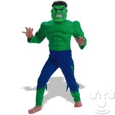 Incredible Hulk Kids costume idea