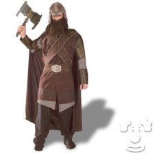 Gimli Adult Men's costume idea