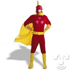 Radioactive Man Adult Men's costume idea