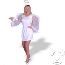 Sexy Heavenly Angel costume idea