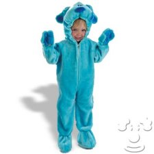 Blue's Clues Kids costume idea