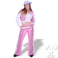 Teen Cowgirl Diva costume idea