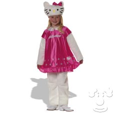Hello Kitty Kids costume idea