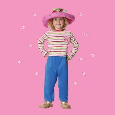 Strawberry Shortcake Kids costume idea