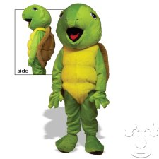 Tommy the Turtle costume idea