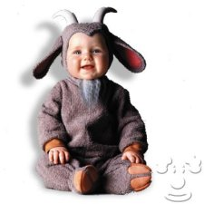 Tom Arma Goat Infant Baby costume idea
