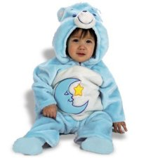 Infant Baby Care Bears Bedtime Bear costume idea