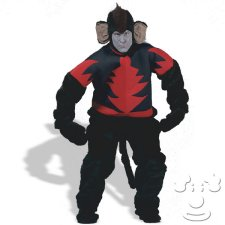 Adult Flying Monkey costume idea