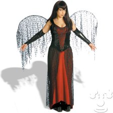 Adult Gothic Fairy costume idea