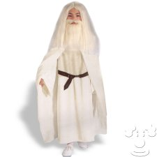 Gandolf the White from Lord of the Rings Kids costume idea