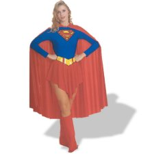 Supergirl Adult Women's costume idea