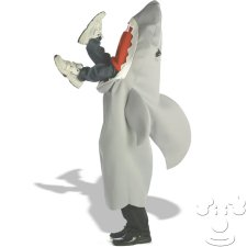 Man Eating Shark Adult Funny costume idea