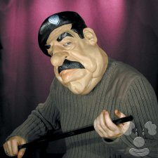 Saddam Hussein Political costume idea