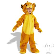 Simba from The Lion King Children's Disney costume idea